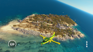 JC3 volcano island ruins 1