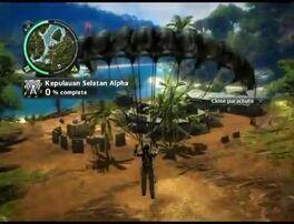 Kepulauan Selatan Alpha
