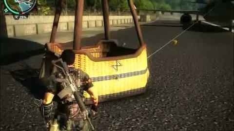 Just Cause 2 Extreme sport Part 2