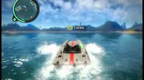 Just Cause 2 SnakeHead T20