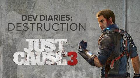 Just Cause 3 Dev Diary Episode 2 Destruction