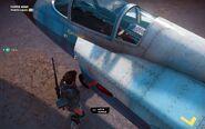 Rebellion CS7 Thunderhawk Interior