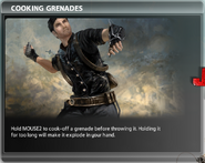 JC2 loading 12 (cooking grenades)