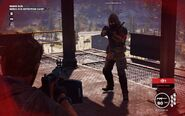 Black Hand Ghost Sniper 1