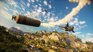 Just Cause 3 Grappler