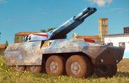 Rebellion Imperator Bavarium Tank