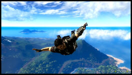 Rico skydiving (JC2)