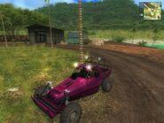 Purple Stinger GP