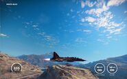 Medici Military CS7 Thunderhawk Right Side