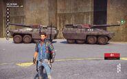 Porto Coclea Imperator Bavarium Tank 1