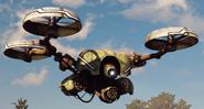 Suppression Drone Old