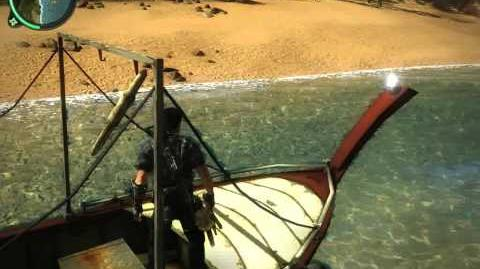 Just Cause 2 The most awesome stunt