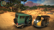 Tuk-Tuk Laa and Rickshaw