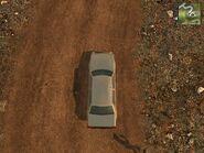 Scando 700 Sedan, upper view.