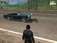 Yamada 37-14 Vaquero, crash - struck with Cutler-Randall Conquistador