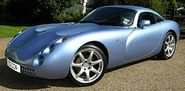 2000 TVR Tuscan 4.0 Speed Six by The Car Spy