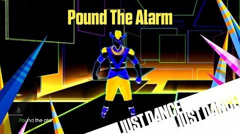 Just Dance 2014 - Pound The Alarm Extreme