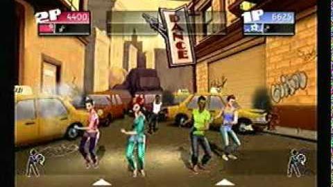 Dance on Broadway - Fame