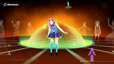 Just Dance 2014 Starships, Nicki Minaj (Mash-up) 5*