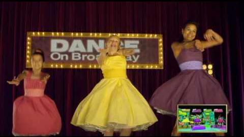 Dance on Broadway Wii Trailer (From the makers of Just Dance)