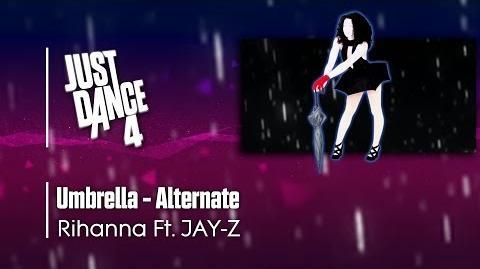 Umbrella (With an Umbrella) - Just Dance 4