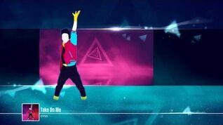 Take On Me - Just Dance 2017