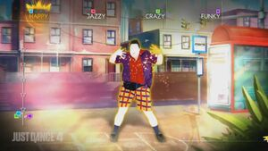 Just-Dance-4-Pack-Gold-Dust-DJ-Fresh-Trailer 3