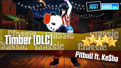 Timber - Pitbull ft
