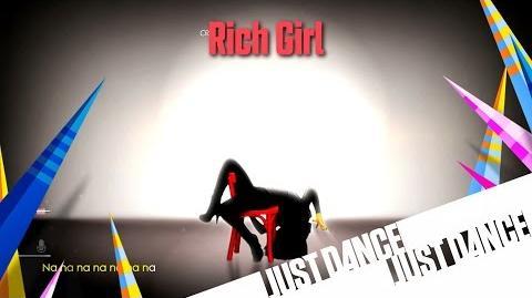 Just Dance 2014 - Rich Girl Chair