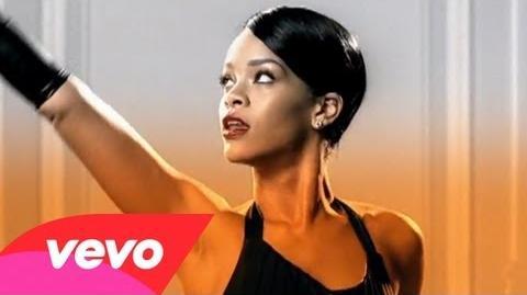 Rihanna - Umbrella (Orange Version) ft