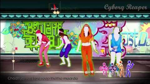 Just Dance 4 Panjabi MC Beware of the Boys Mundian To Bach Ke