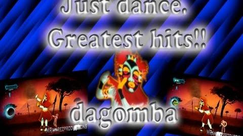Just Dance Greatest Hits (DAGOMBA!!)