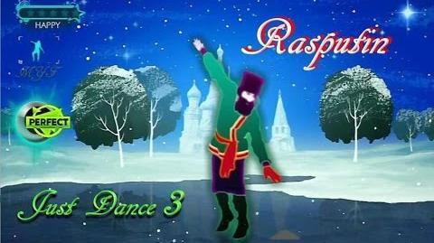 Just Dance 3 - Rasputin - 5 Stars