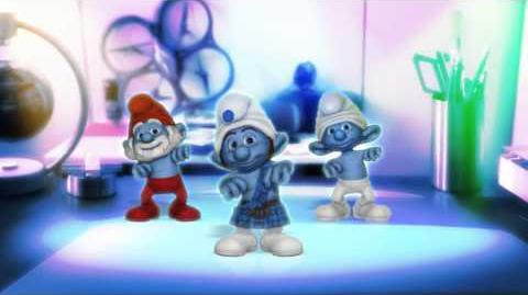 Smurfs Dance Party - We Like to Smurf It