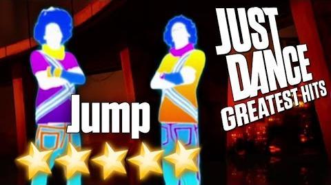Just Dance Greatest Hits - Jump - 5 stars