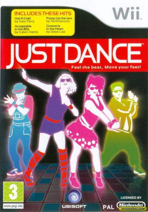 Just Dance 1 (PAL)