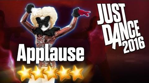 Just Dance 2016 - Applause - 5 stars