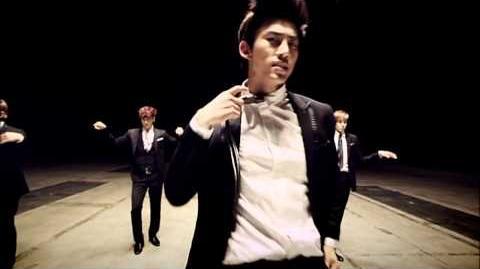 HD MV 2PM - I'm Your Man (Dance version)