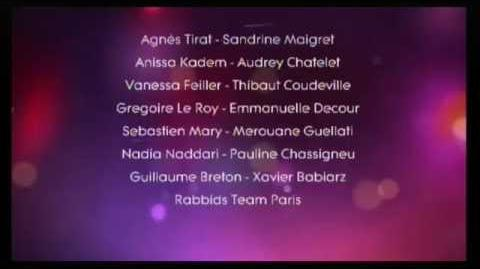 Just Dance 2 Credits