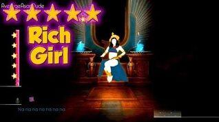 Just Dance 2014 - Rich Girl - 5* Stars