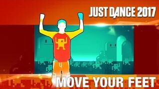 Just Dance Unlimited - Move Your Feet by Junior Senior