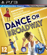 Dance on Broadway PAL PS3