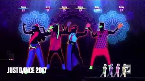 Just Dance 2017 - Lean On (feat. MØ & DJ Snake) - Major Lazer - Full Gameplay