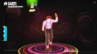 Just Dance Now - Superstition (Stevie Wonder) 5* Stars Gameplay