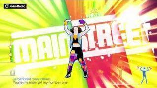 Just Dance 2014 My Main Girl, Mainstreet (DLC decembre) 5*