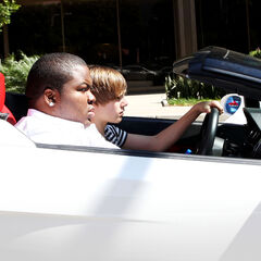 Justin and Sean drive <a href=