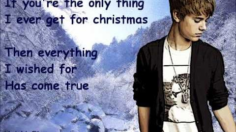 Justin Bieber - Only Thing I Ever Get For Christmas