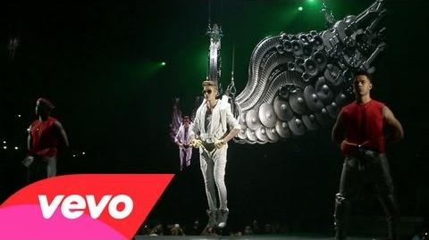 Justin Bieber - All Around The World (Official)
