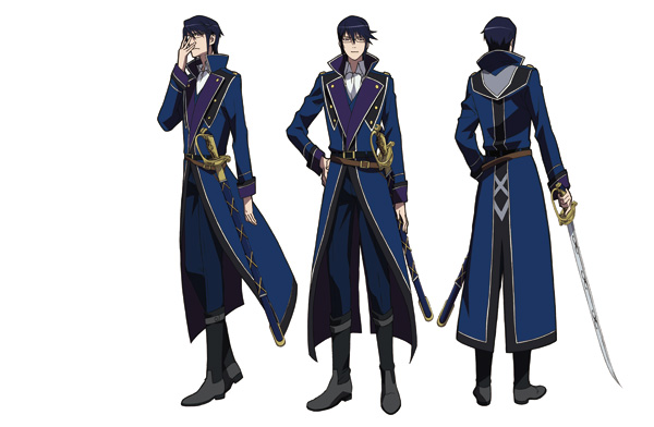 Reisi Munakata/Image Gallery - K Project Wiki, a database about ...