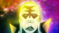 Daikaku's aura